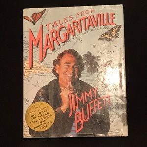 Other - Hardback book: Tales from Margaritaville